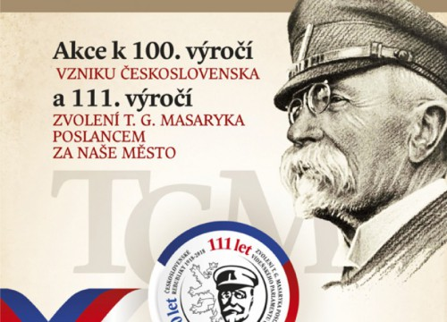 111. výročí zvolení T.G. Masaryka